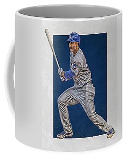 Anthony Rizzo Chicago Cubs Art 2 Coffee Mug