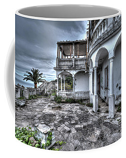 Coffee Mug featuring the photograph Antichi Fasti - Ancient Splendour by Enrico Pelos