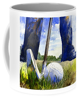 Golf Coffee Mugs