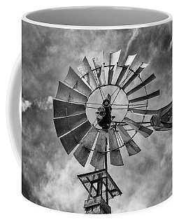 Coffee Mug featuring the photograph Anticipation by Stephen Stookey