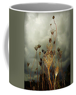 Coffee Mug featuring the photograph Anticipation by Viviana  Nadowski