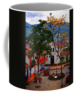 Antioquia Coffee Mug by Skip Hunt
