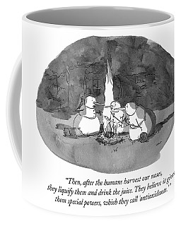 Antioxidants Coffee Mug
