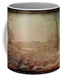 Coffee Mug featuring the photograph Antique Amber Winters Glory by Aimee L Maher Photography and Art Visit ALMGallerydotcom
