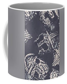 Antique Battles Coffee Mug