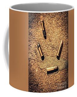 Antique Bullet Art Coffee Mug