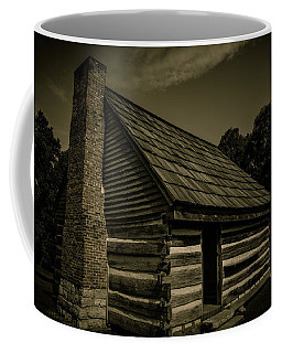 Antique Cabin - The Hermitage Coffee Mug