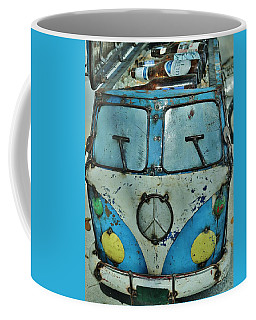 Antique Cooler Coffee Mug