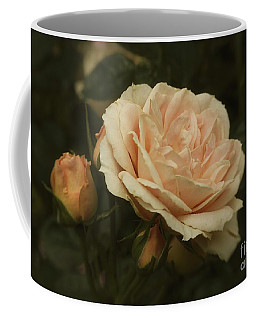 Antique English Rose Coffee Mug