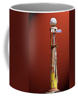 Antique Gas Pump Coffee Mug