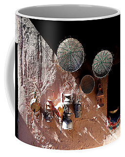 Coffee Mug featuring the photograph Antique Lanterns by Andrew Fare