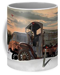 Antique Mack Ac Coffee Mug