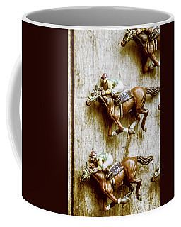 Antique Photo Finish Coffee Mug