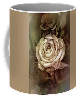 Antique Rose Coffee Mug