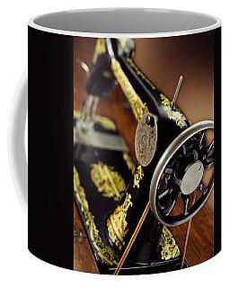 Antique Singer Sewing Machine 3 Coffee Mug