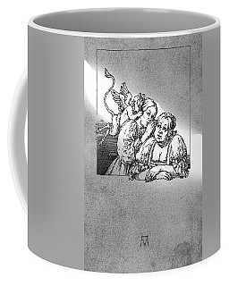 Antique Souvenir - Gossip Coffee Mug