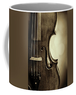 Antique Violin 1732.34 Coffee Mug