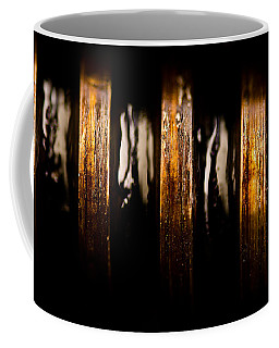 Antique Vise Worm Gear Coffee Mug