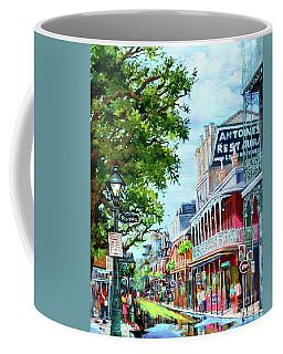 Antoine's Coffee Mug