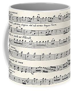 Antonio Vivaldi  The Four Seasons Coffee Mug