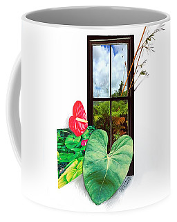 Anthurium 2 Coffee Mug
