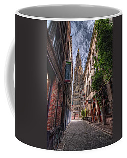 Antwerp Cathedral Coffee Mug