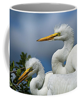 Anxiously Waiting Coffee Mug
