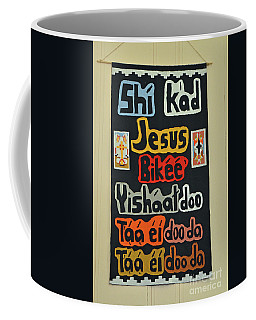 Coffee Mug featuring the photograph Any Language by Debby Pueschel