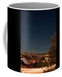 Anybody Notice Coffee Mug by Charles Ables