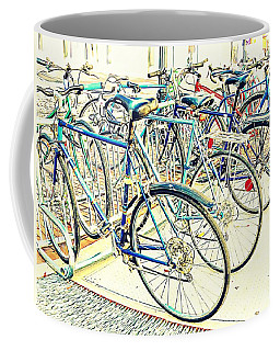 Anyone For A Ride? Coffee Mug