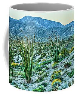 Anza Borrego Twillight Coffee Mug