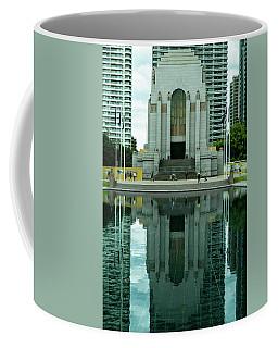 Anzac Memorial Coffee Mug