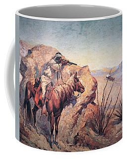 Apache Ambush Coffee Mug