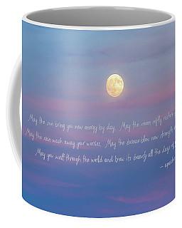 Apache Blessing Harvest Moon 2016 Coffee Mug