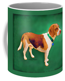 Apache Green Coffee Mug