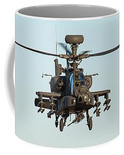Apache Coffee Mug by Ken Brannen