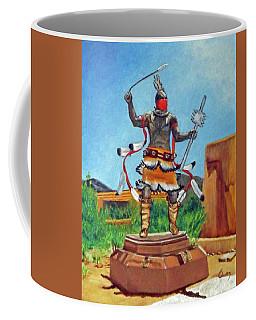 Apache Mountain Spirit Dancer Coffee Mug