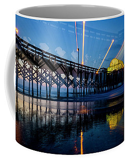 Apache Pier Coffee Mug