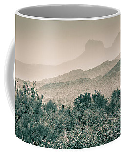 Apache Trail Coffee Mug