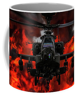 Apache Wall Of Fire Coffee Mug