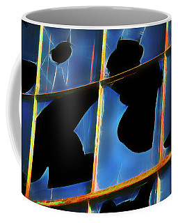 Coffee Mug featuring the photograph Apocalypse 1 by Yulia Kazansky