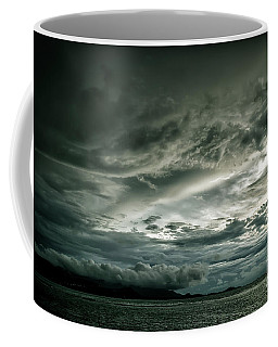 Coffee Mug featuring the photograph Apocalypse by Michelle Meenawong
