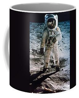 Apollo 11 Buzz Aldrin Coffee Mug