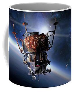 Apollo 9 Lunar Module Coffee Mug
