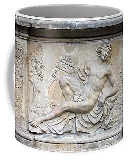 Apollo Relief In Gdansk Coffee Mug