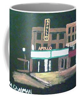 Apollo Theater New York City Coffee Mug