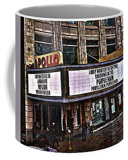 Apollo Theatre, Harlem Coffee Mug