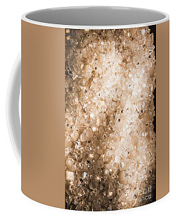 Apophyllite Mineral Background Coffee Mug