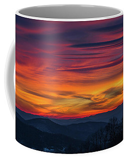 Appalachian Twilight Ecstasy Coffee Mug