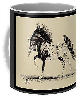 Appaloosa Dreams - Dream Horse Series #1037 Coffee Mug